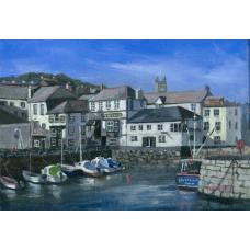 Custom House Quay Falmouth
