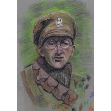 Tony Robinson as Baldrick in Blackadder goes forth