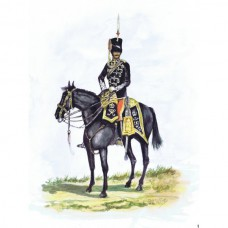 Office 11th Prince Albert Own Hussars