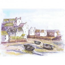 St Ives water colour
