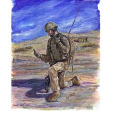 British Soldier Helmand Afghanistan